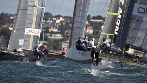 2011-10-24: America's Cup
