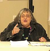 2012-04-30: Sandra Meyers