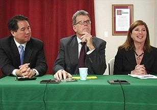 2011-05-31: Mayoral candidates