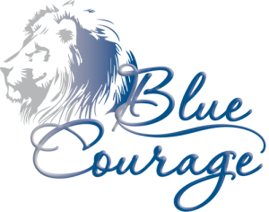 Blue-courage-lion