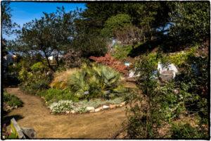 Garden for the Environment Entrance